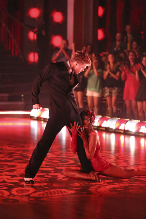 Derek Hough and Kellie Pickler&nbsp;&hellip;