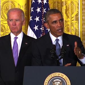 """Obama: Campus sexual assault """"matters to all of us"""""""