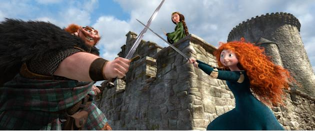 Five Film Facts Brave