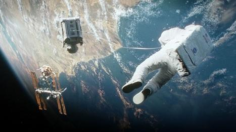 Gravity s Astronaut Describes the Trials of Space