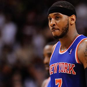 Will Carmelo Anthony stay with the Knicks?
