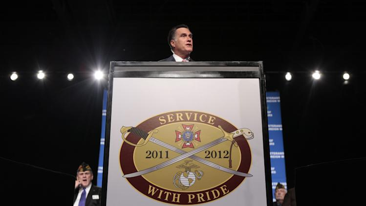 FACT CHECK: Romney ignores other budget players