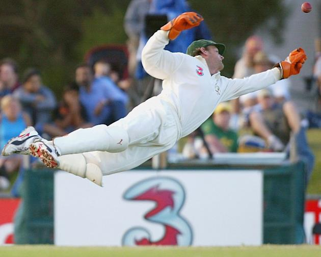 Second Test - Australia v Sri Lanka