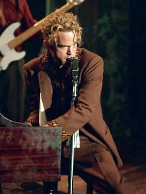 Waylon Payne as Jerry Lee Lewis in 20th Century Fox's Walk the Line