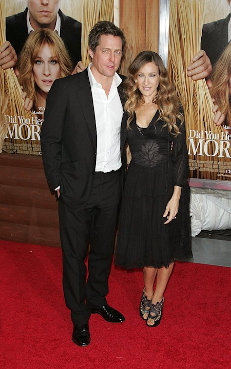 Did You Hear About the Morgans NY Premiere 2009 Hugh Grant