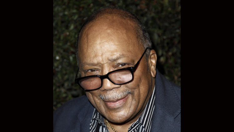 Quincy Jones sues Michael Jackson's estate