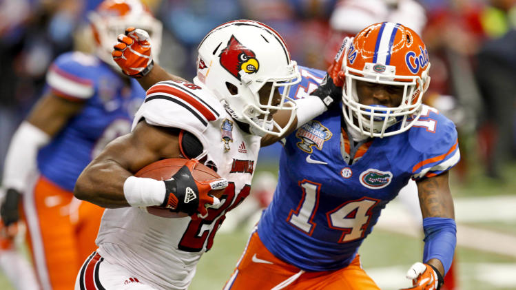NCAA Football: Sugar Bowl-Louisville vs Florida