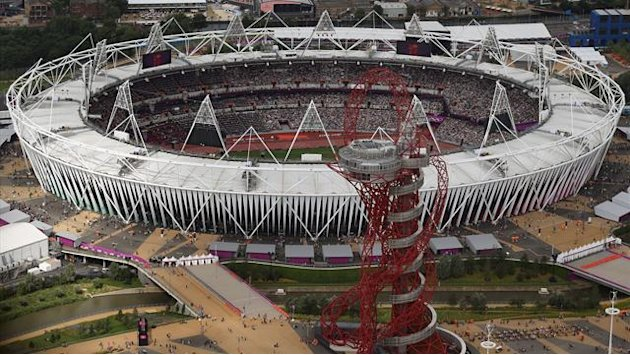 Olympic Games - West Ham take over Olympic stadium