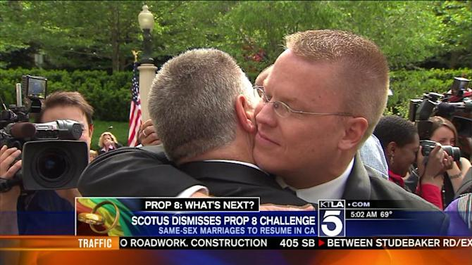 What`s Next After Supreme Court`s Prop 8 Ruling?