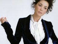 Faye Wong makes another pilgrimage to India