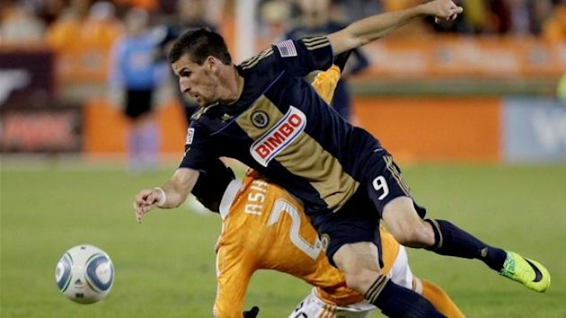 2011 Houston Dynamo Sebastien Le Toux