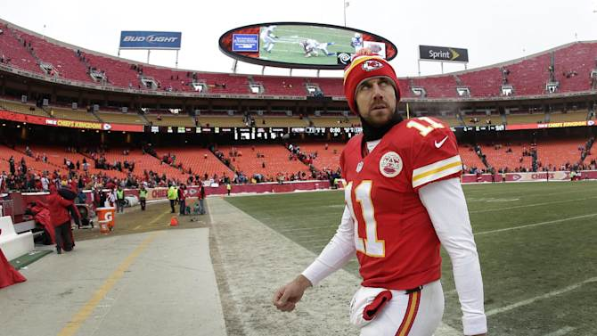 Chiefs' Daniel, other backups ready for chance