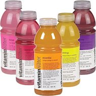 Vitamin Water 'Makes Boring Brilliant' Through Twitter image vitamin water