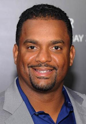 Alfonso Ribeiro attends Columbia Pictures and Mercedes-Benz Present the US Red Carpet Premiere of 'After Earth' at Ziegfeld Theatre in New York City on May 29, 2013 -- Getty Images