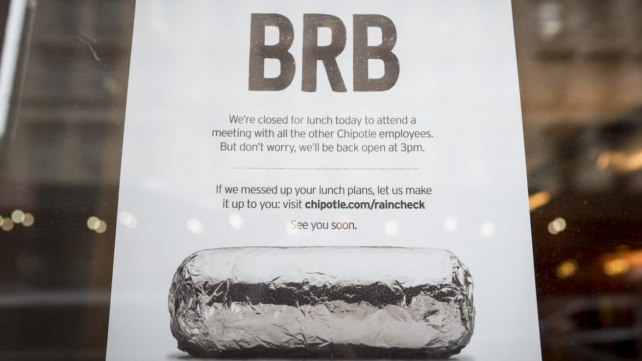 How to Score a Free Chipotle Burrito This Week