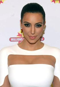 Kim Kardashian | Photo Credits: Yasser Al-Zayyat/Getty Images