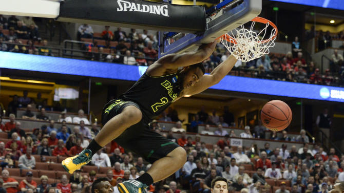 NCAA Basketball: NCAA Tournament-West Regional-Wisconsin vs Baylor