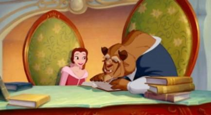 Belle | DON'T judge a book by its cover