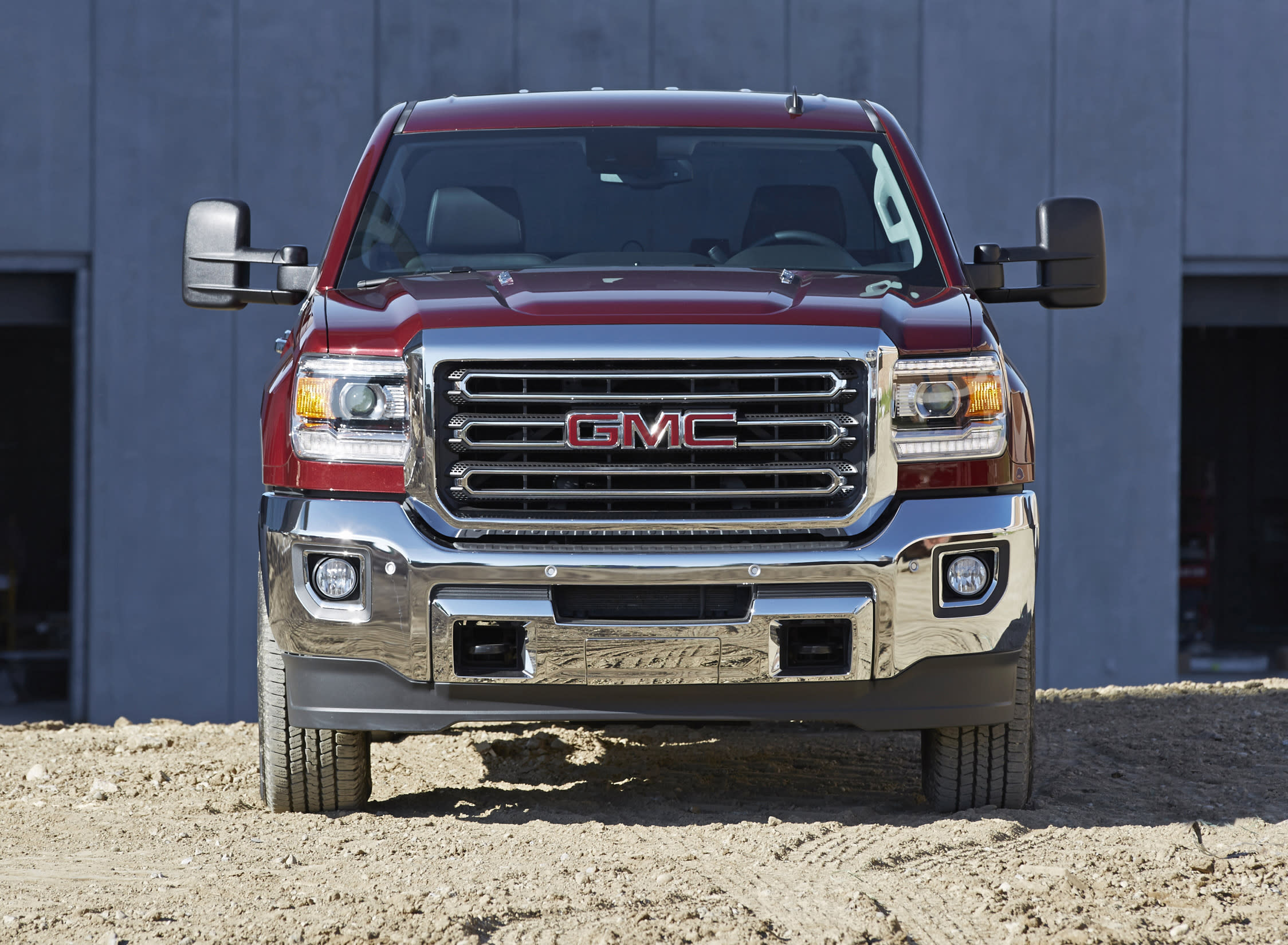 Sierra All Terrain does it all for serious truck enthusiasts