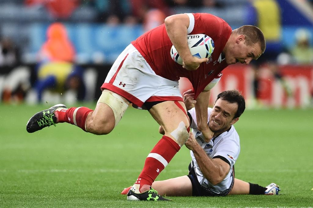 Blevins banned five weeks for dangerous World Cup tackle