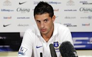 Kevin Mirallas turned down Arsenal to join Everton