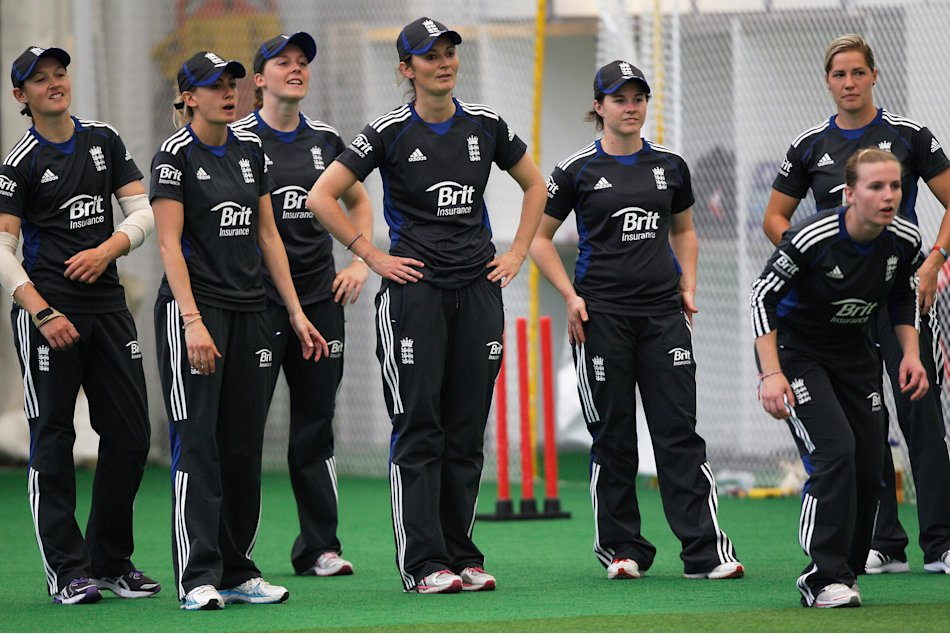 England Women's Cricket Team Headshots