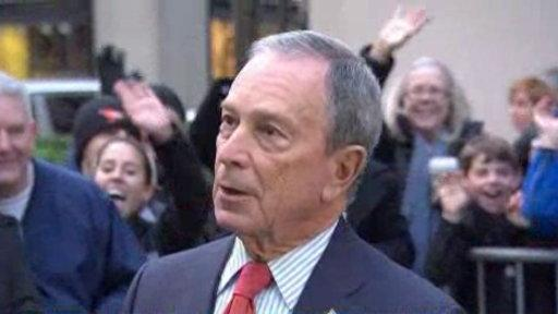 Bloomberg Celebrates Small Business Saturday With Announcement