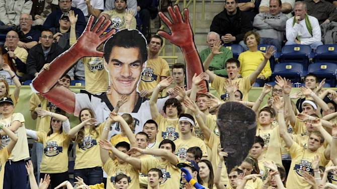 NCAA Basketball: Notre Dame at Pittsburgh
