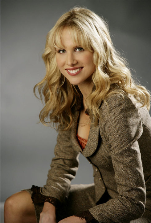 Lucy Punch stars in The Class on CBS.