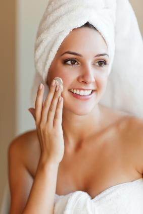 Resolve for a healthy beauty routine