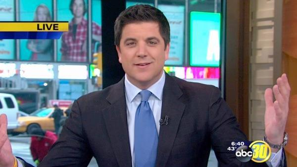 Josh Elliott finds out about Hanford In-N-Out