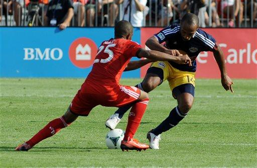 Red Bulls, Toronto FC finish in scoreless draw