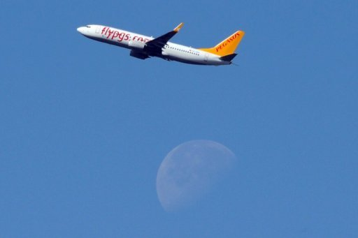 &lt;p&gt;A US Boeing 737 of Turkish low cost airlines Pegasus flies over Toulouse, France. US planemaker Boeing was set to unveil on Thursday a firm order from United Airlines for 100 single-aisle 737 planes, including many future MAX jets, sources and reports said.&lt;/p&gt;