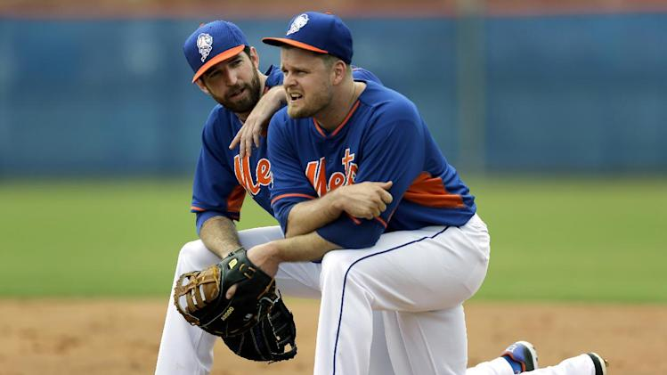 Ike Davis admits concealing injury from Mets