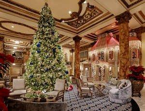 The Fairmont San Francisco Hotel Presents an Awe-Inspiring Holiday Display Featuring Its Legendary Gingerbread House