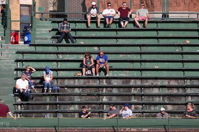 Say hey, baseball: Wrigley Field construction won't be finished for Opening Day