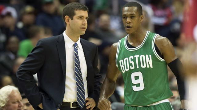 Celtics trade Rondo to Mavericks