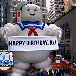 Al Roker's Elaborate 60th Birthday Celebration