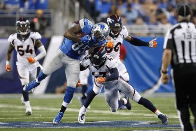 Brandon Pettigrew injury update: Eric Ebron has nice fantasy value
