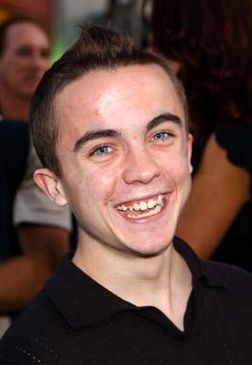 Premiere: Frankie Muniz at the Hollywood premiere of 20th Century Fox's X2: X-Men United - 4/28/2003