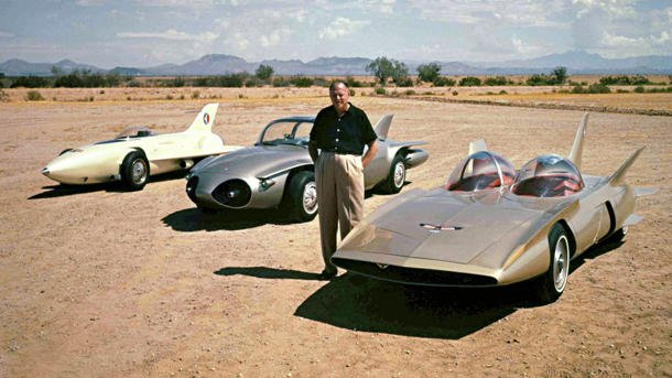 Harley Earl Firebirds