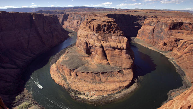 Colorado River seen as depleting regional resource