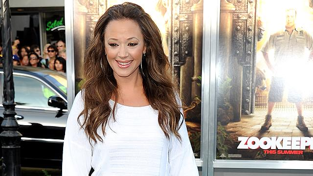 Leah Remini to Compete on 'Dancing with the Stars'