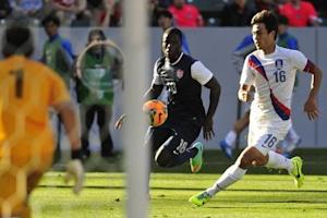Soccer: Friendly-USA vs Korea Republic