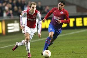 Ajax director Overmars reveals Liverpool interest in Eriksen