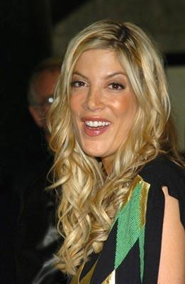 Tori Spelling Tribeca Film Festival, May 5, 2004