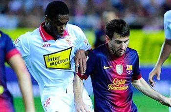 Sevilla: Kondogbia could still leave