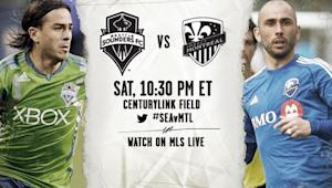 Match Preview: Seattle Sounders vs. Montreal Impact