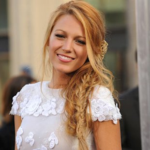 Blake Lively: In Detail Plaits: Hair Ideas: Beauty