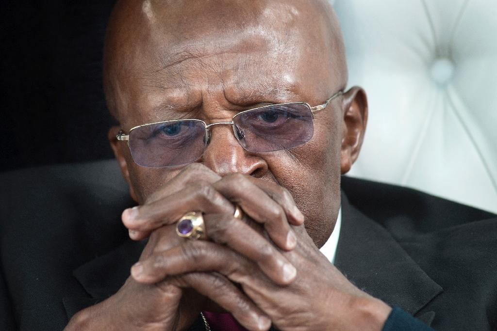 Tutu says failure to act on climate will trigger social crises